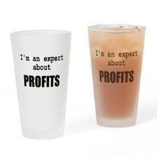 Im an expert about PROFITS Drinking Glass