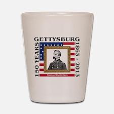 Joshua Chamberlain - Gettysburg Shot Glass
