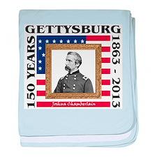 Joshua Chamberlain - Gettysburg baby blanket