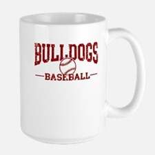 Bulldogs Baseball Mug