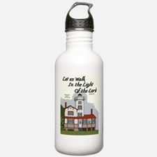 Hereford Inlet Lighthouse Water Bottle