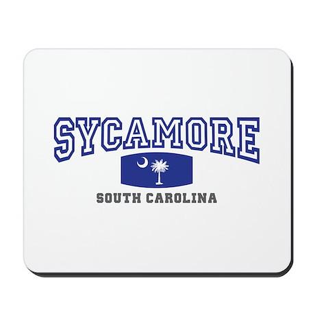 Sycamore South Carolina, SC, Palmetto State Flag M