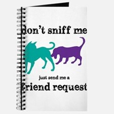 Dont sniff me Journal