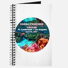 Coral Princess FLL-LA 2007 Journal