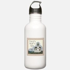 Coquille River Lighthouse Water Bottle