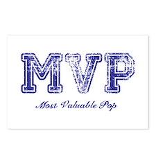 Most Valuable Pop – MVP – Violet – Postcards (Pack