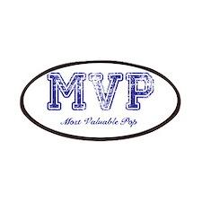 Most Valuable Pop – MVP – Violet – Patches