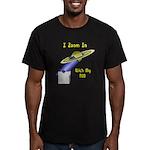 Dob Fan Men's Fitted T-Shirt (dark)
