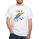 Dob Fan White T-Shirt