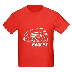 Signum Eagles Kids Dark T-Shirt