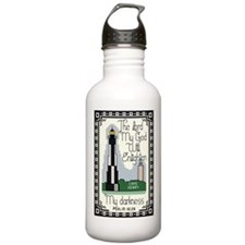 Cape Henry Lighthouse Water Bottle