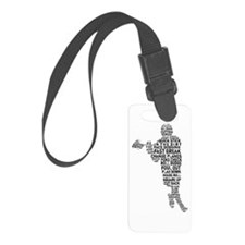 LAX Terminology Luggage Tag
