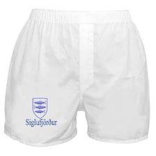 Siglufjördur Boxer Shorts