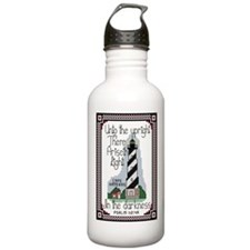 Cape Hatteras Lighthouse Water Bottle