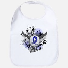 Wings and Ribbon Arthritis Bib