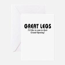 Cum To Grand Opening -  Greeting Cards (Package of