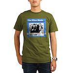 polydactly Organic Men's T-Shirt (dark)