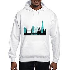 London landmarks Hoodie