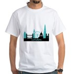London landmarks White T-Shirt