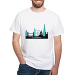 London landmarks White T-Shirt