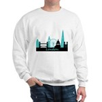 London landmarks Sweatshirt