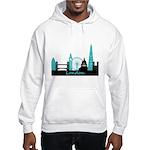 London landmarks Hooded Sweatshirt