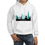 London landmarks Hooded Sweatshirt