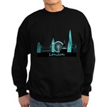 London landmarks Sweatshirt (dark)
