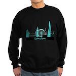 London landmarks Sweatshirt (dark)
