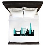 London landmarks King Duvet