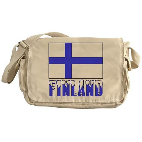 Flag 10x01 Sample Messenger Bag