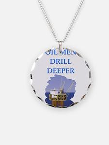 OIL men Necklace