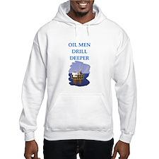 OIL men Hoodie