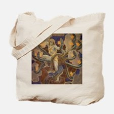 Hercules and the Hydra Tote Bag