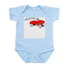 Pedal Car Infant Creeper