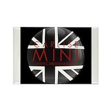 Carlisle MINI Logo Rectangle Magnet