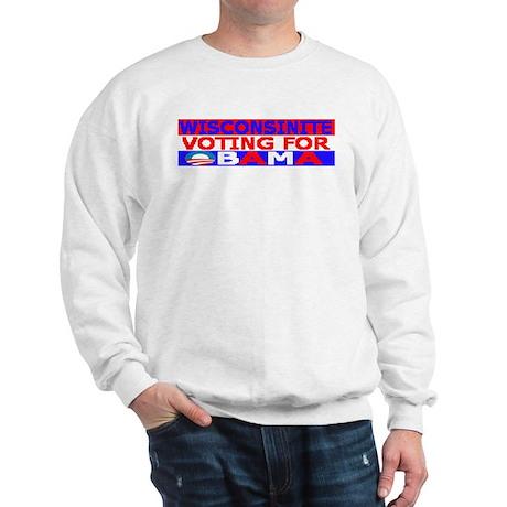 WISCONSINITE.png Sweatshirt