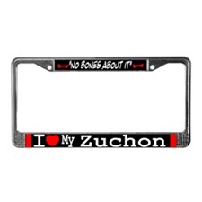 NB_Zuchon License Plate Frame