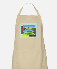 English Proverb Dads Apron