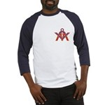 Masonic The M.I.S.T.E.R Baseball Jersey