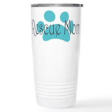 Rescue Dog Mom Travel Mug