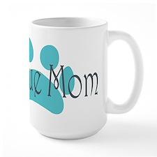 Rescue Dog Mom Mug