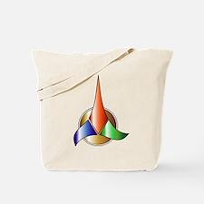 Klingon Emblem Tote Bag