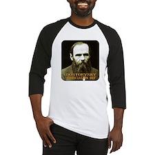 Dostoevsky Appreciation Day Baseball Jersey