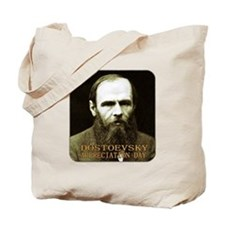 Dostoevsky Appreciation Day Tote Bag