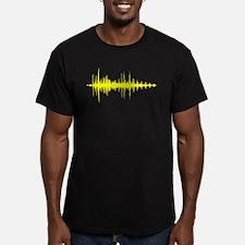 AudioWave_Yellow T-Shirt
