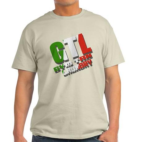 GTL Gym Tan Laundry Jersey Shore Light T-Shirt