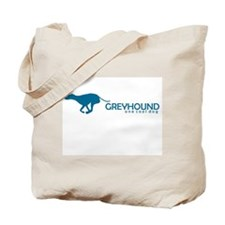 "Greyhound ""One Cool Dog"" Tote Bag"
