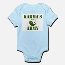 Karma's Army Infant Creeper