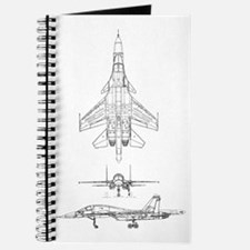 SU-34 3 View Journal